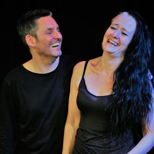 Ellen Pontara & Erik Steen, kuva Monica Sihlén.